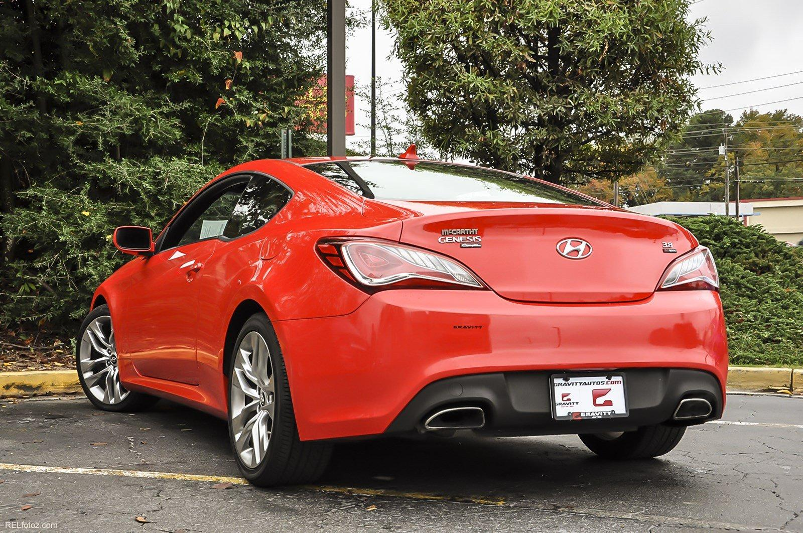 hight resolution of used 2013 hyundai genesis coupe genesis coupe 3 8 r spec roswell ga
