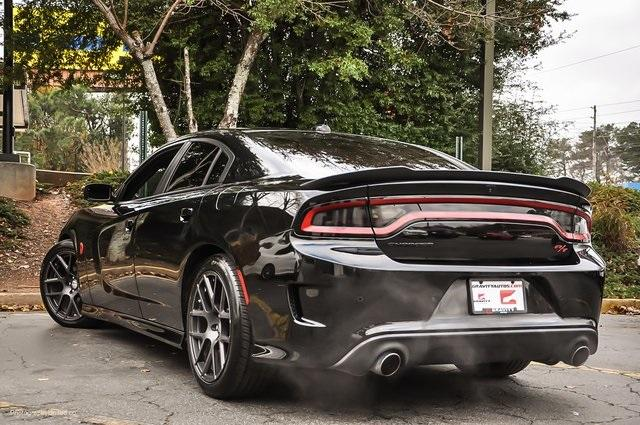 used 2016 dodge charger r t scat pack