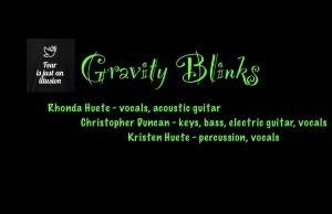 Gravity Blinks is...