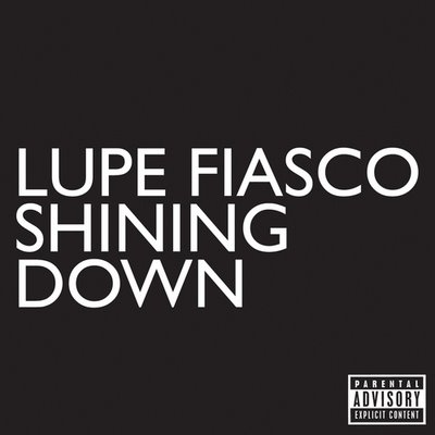 Lupe Fiasco - Shining Down single artwork