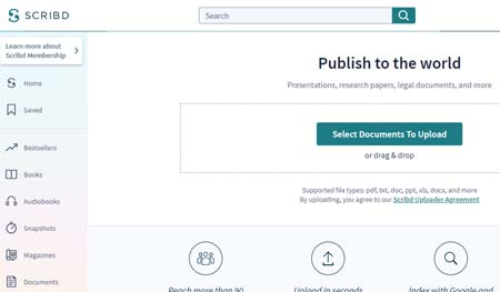 Scribd - Free PPT Submission Site