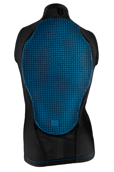 Bliss ARG Slim Vest- Mountain Bike protection or MTB Protection, body armour