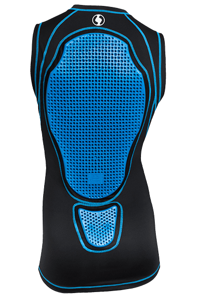 Bliss ARG Comp LD Tank Top- Mountain Bike protection or MTB Protection, body armour