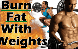 Burn Fat with Weight Training