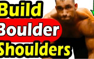 Build Massive Boulder Shoulders