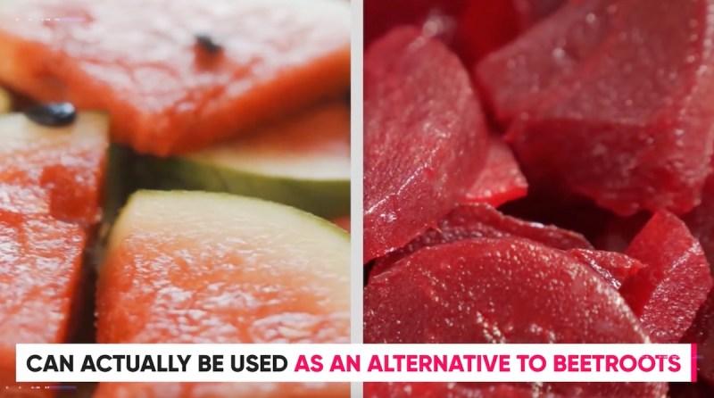 watermelon-alternative-to-beetroot