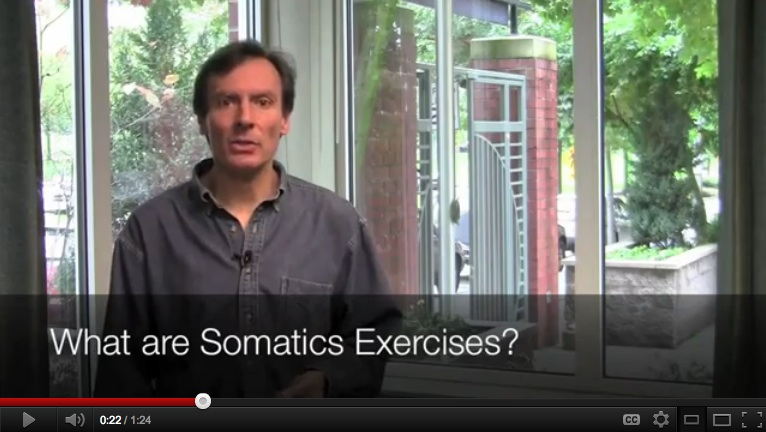 What are somatics exercises
