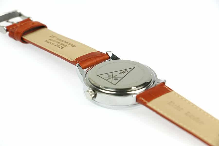 armbanduhr lasergravieren