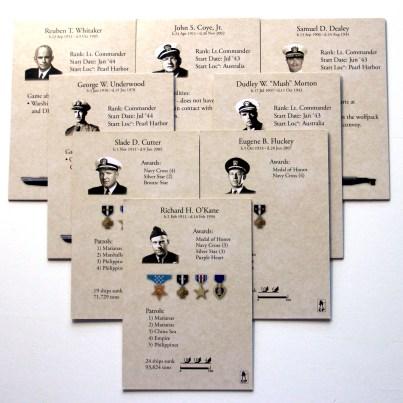 Arkusze historycznych dowódców