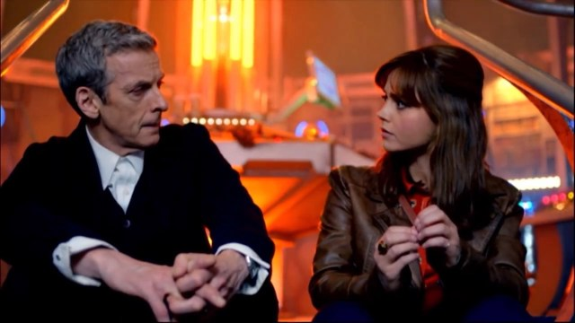 """MINUTE REVIEW: Doctor Who """"Deep Breath"""""""