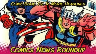 Comics News Roundup - Sept. 29, 2014