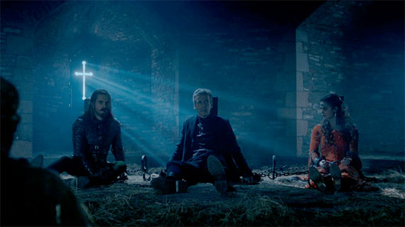"MINUTE REVIEW: Doctor Who ""Robot of Sherwood"""