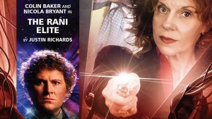 REVIEW - Doctor Who: The Rani Elite