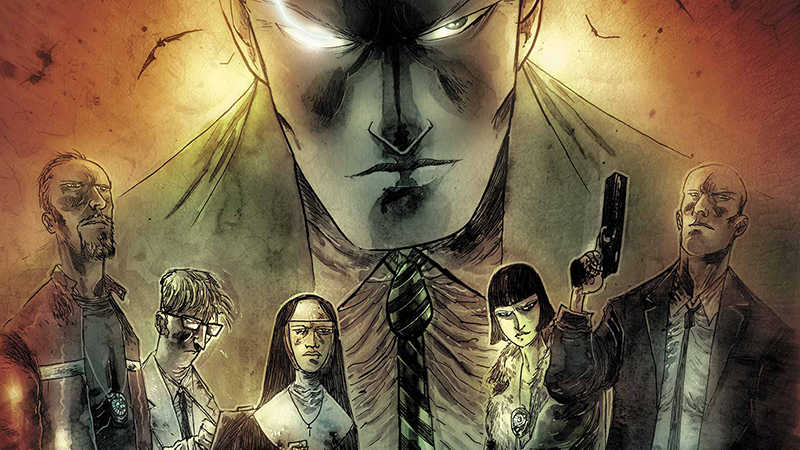 Gotham By Midnight #1 Review