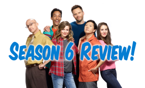 REVIEW – Community: Season 6 Episode 8