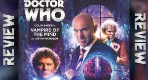REVIEW - Doctor Who: Vampire of the Mind