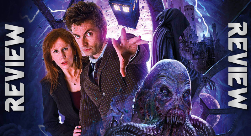 REVIEW - Doctor Who: The Tenth Doctor Adventures Vol. 1
