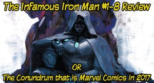 Backlog Blast: The Infamous Iron Man #1-8 (Marvel Comics)