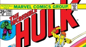 Igniferous Tales From: Incredible Hulk #190