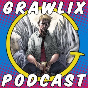 The Grawlix Podcast #59: Spunky D Breaks Jesse
