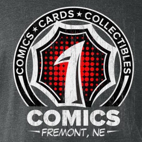 One Stop Comics Logo