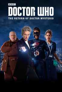 Doctor Who The Return of Doctor Mysterio Poster
