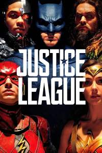 """Poster for the movie """"Justice League"""""""