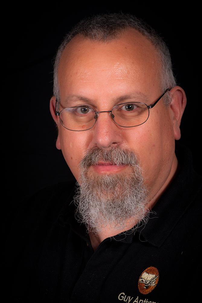 Author Guy Anthony De Marco