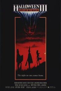 """Poster for the movie """"Halloween III: Season of the Witch"""""""