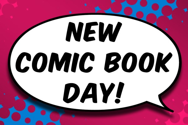 New Comic Book Releases
