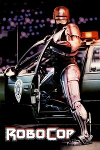 "Poster for the movie ""RoboCop"""