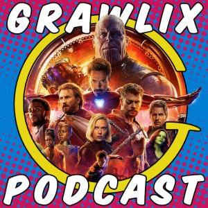 Grawlix Podcast #70: Infinity Podcast
