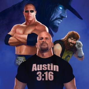 First Look at WWE: Attitude Era #1 from Boom! Studios