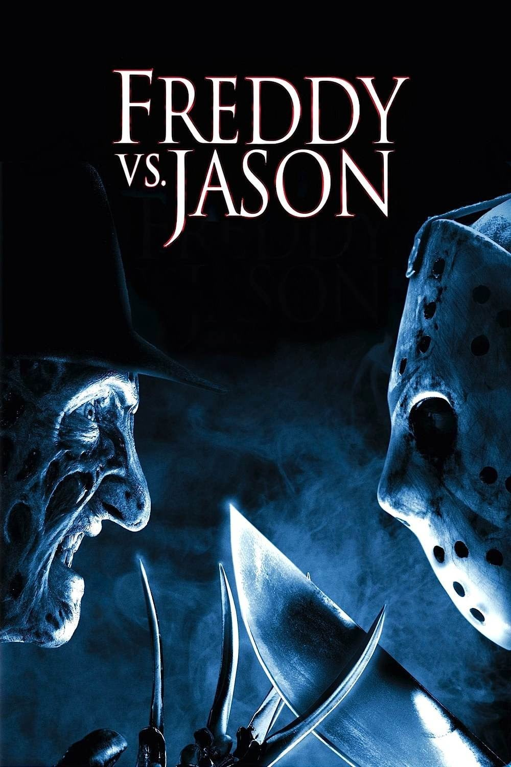 "Poster for the movie ""Freddy vs. Jason"""