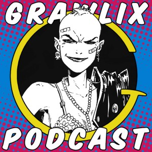 Grawlix Podcast Tank Girl