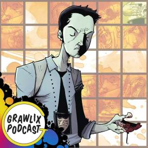 Grawlix Podcast #84: Chew and the Rebound Ron