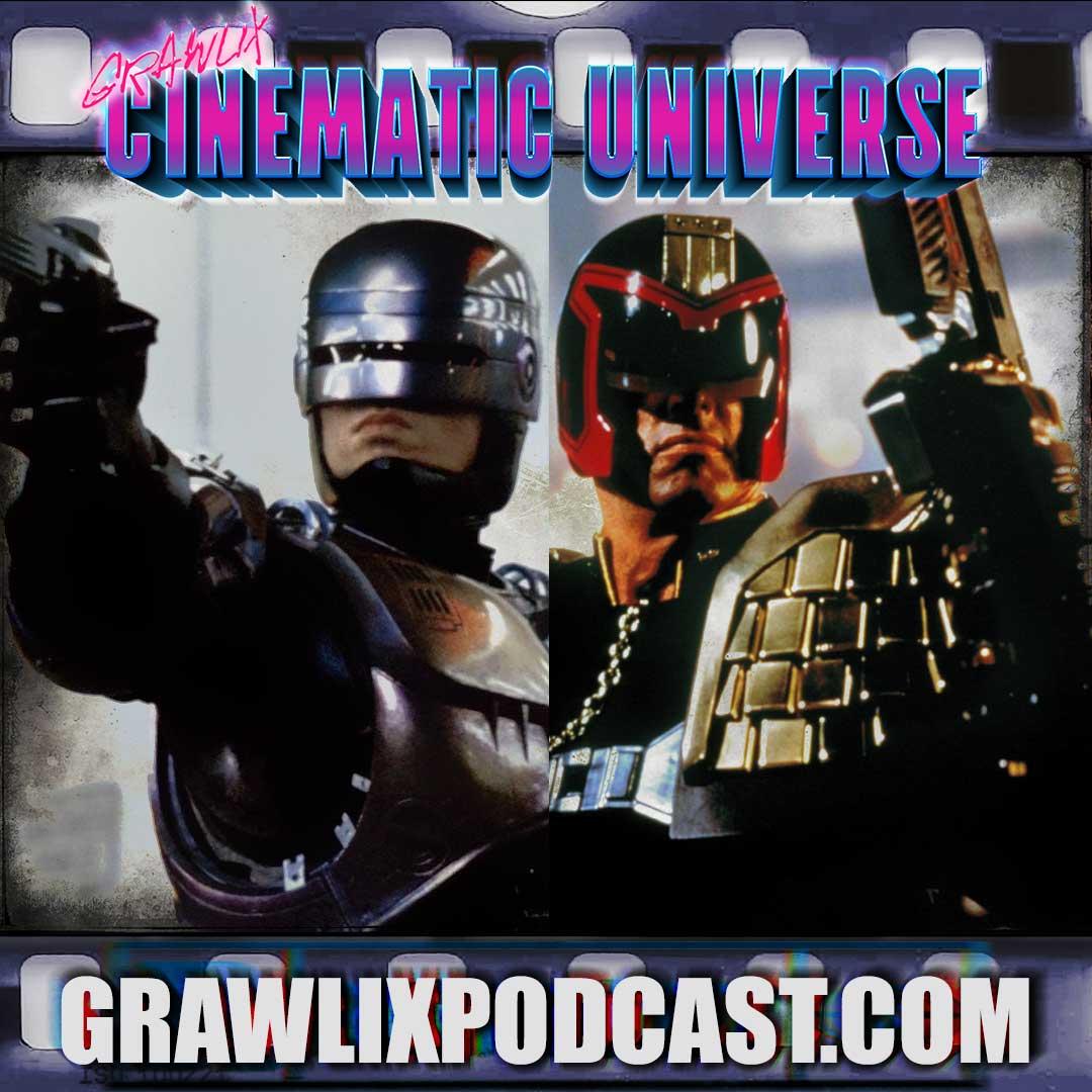 Robocop and Judge Dredd (1995) Reviews
