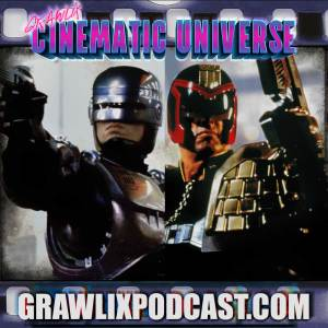 GCU #5: Robocop / Judge Dredd Cinematic Universe