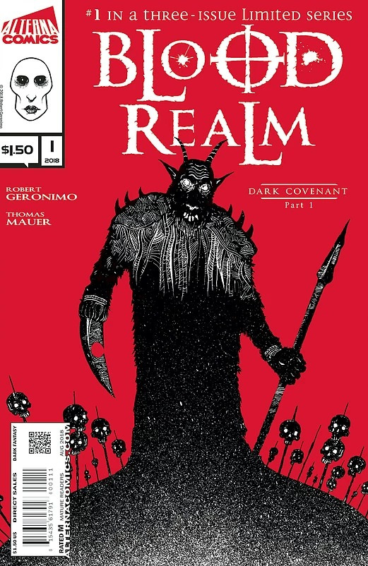 Blood Realm Cover