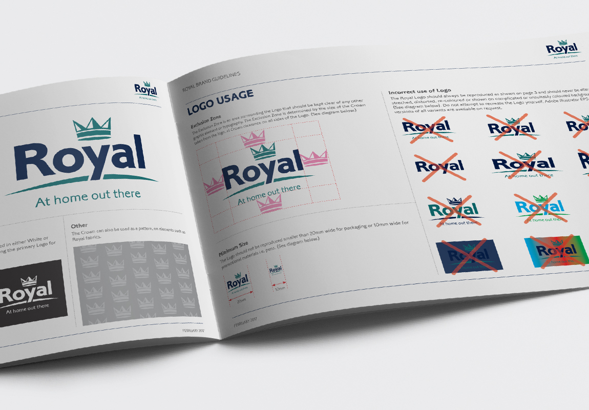 Branding - Royal Leisure Brand Guidelines