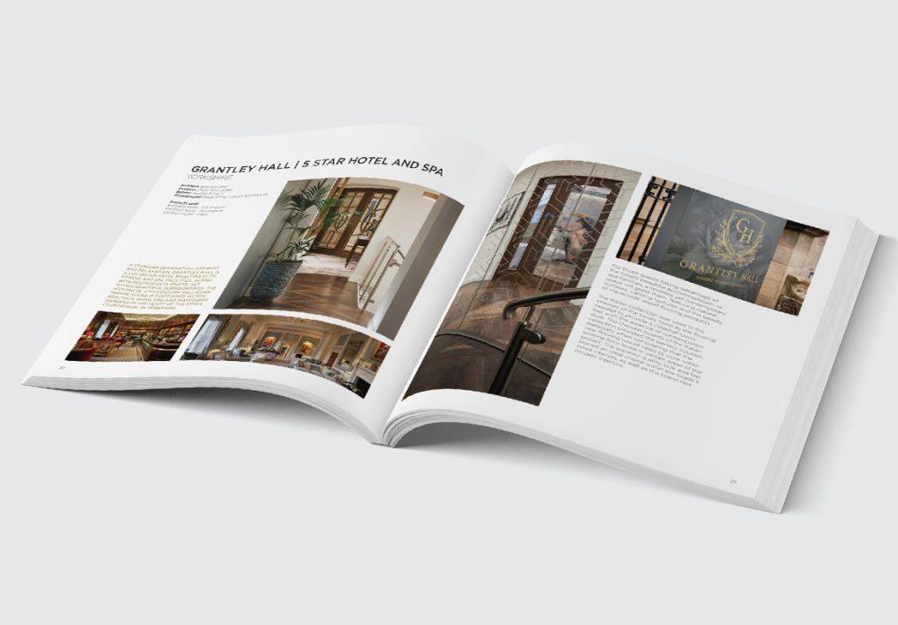Havwoods Main Catalogue Grantley Hall Spread