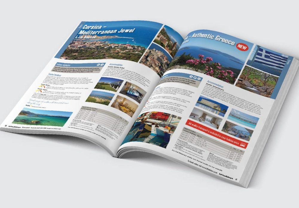 HF Holidays Brochure Spread 2