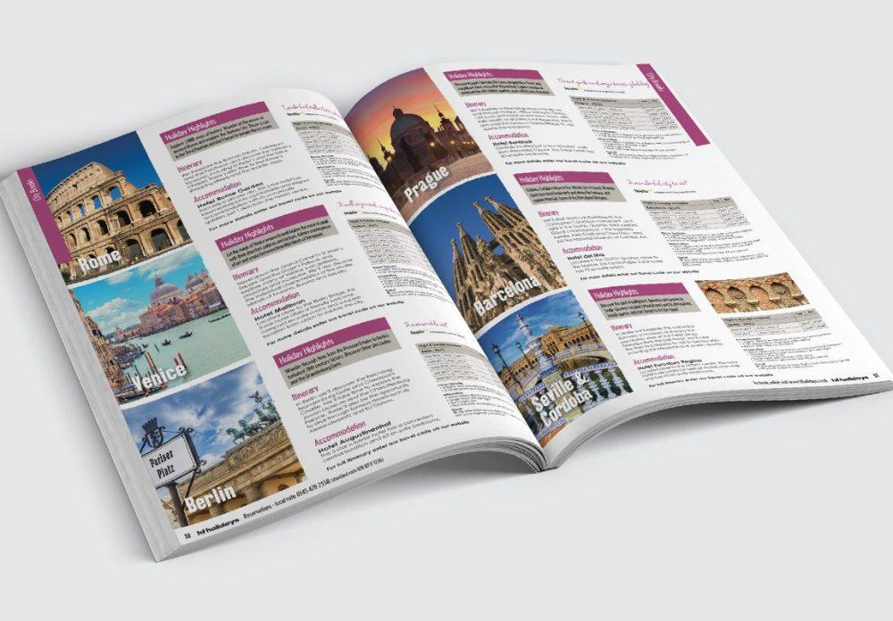 HF Holidays Brochure Spread 3