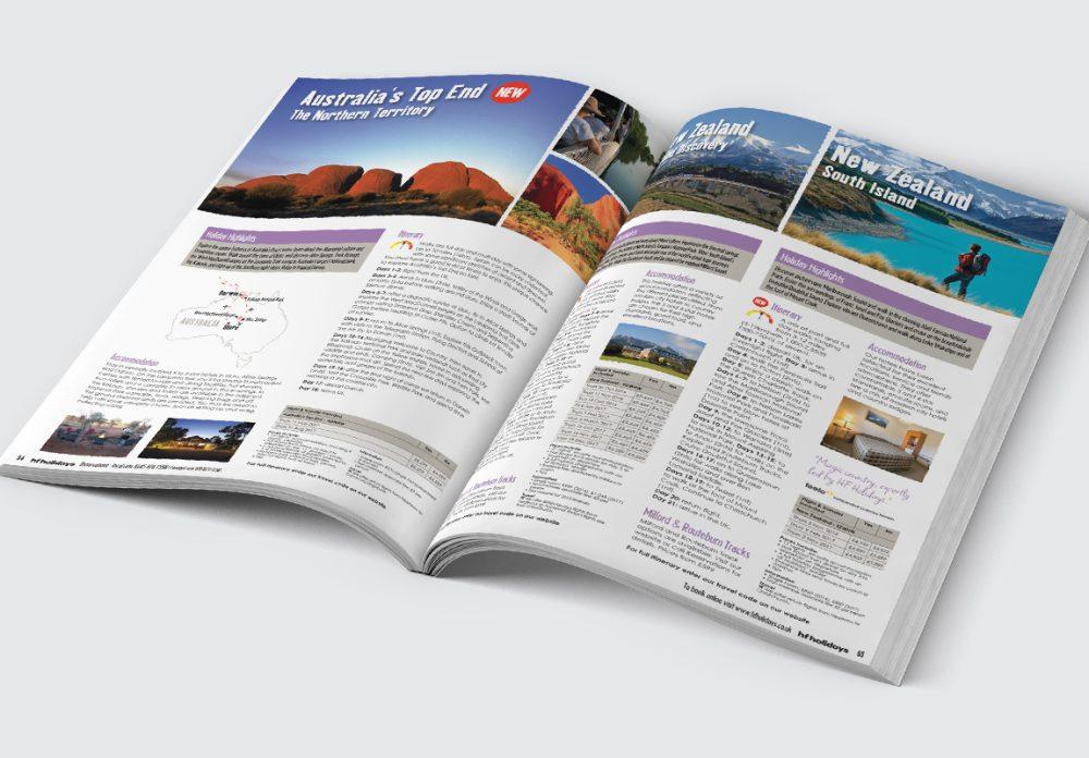 HF Holidays Brochure Spread 4