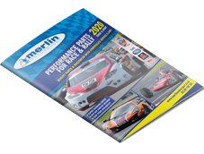 Merlin Motorsport Portfolio Thumbnail