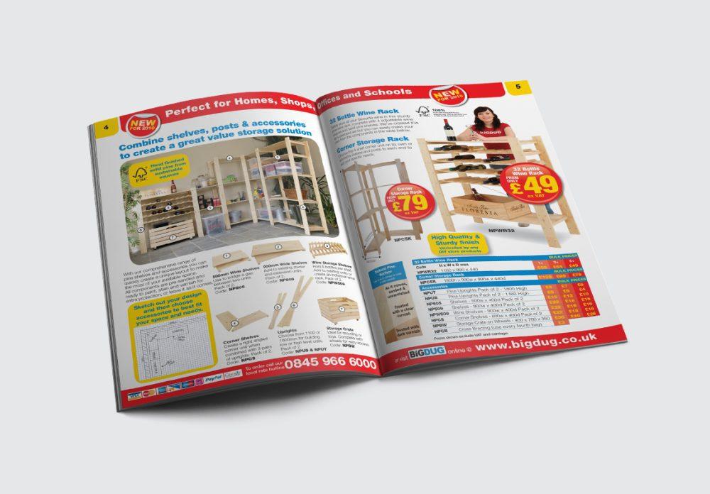 BiGDUG B2C Brochure Spread 1