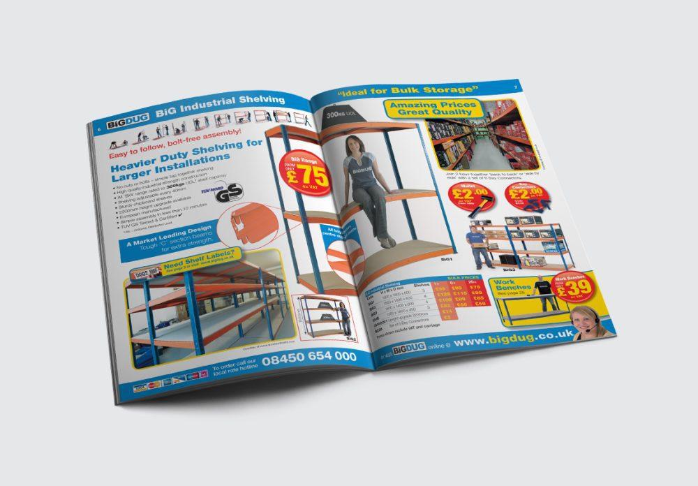 BiGDUG B2B Brochure Spread 1