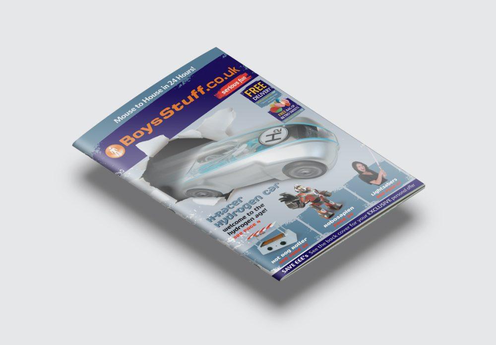 BoysStuff Brochure Cover