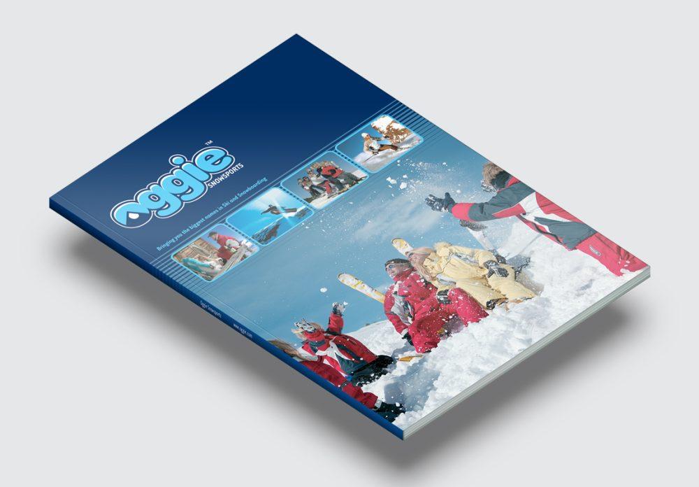 Oggie Snowsports Catalogue Cover