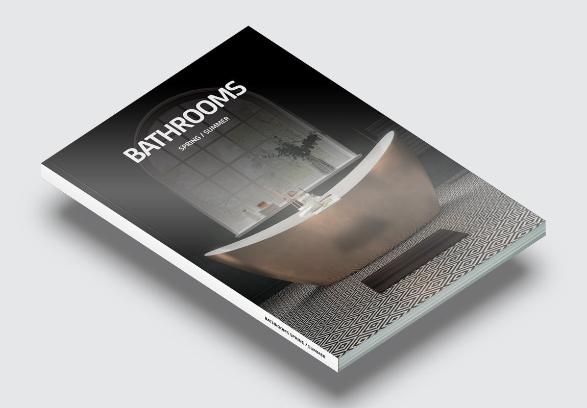 PHG Bathrooms Catalogue Cover